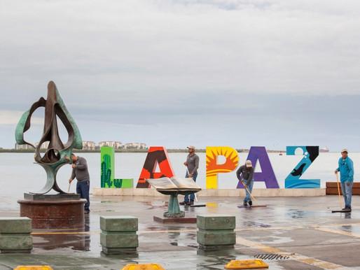 Sin daños graves por Olaf en La Paz; mayores afectaciones son al servicio de luz y agua potable