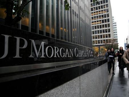 Investigan a JPMorgan por lavado en Brasil