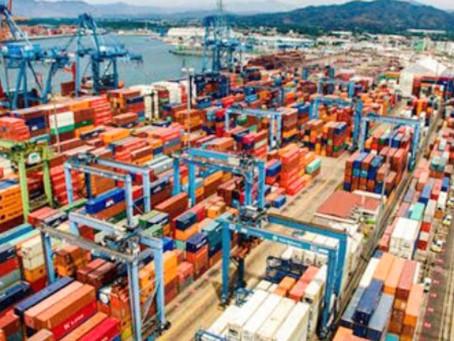 Puerto de Manzanillo a tope, se retrasa entrada de mercancías