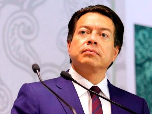 Sin importar resultados de la consulta, Comisión de la verdad va: Mario Delgado