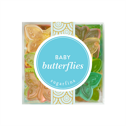 BABY BUTTERFLIES SMALL CUBE