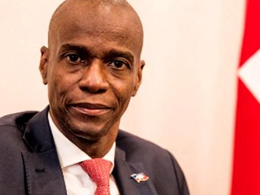 Presidente de Haiti es asesinado en su residencia