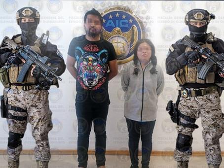 Capturan a pareja como presuntos responsables de la bomba en Salamanca