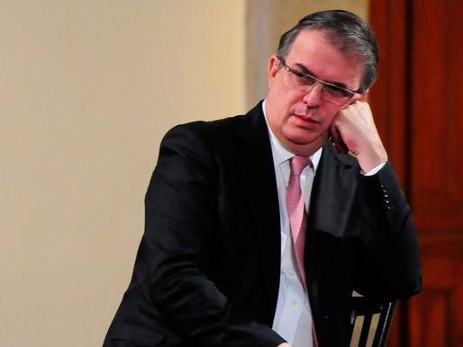 """Marcelo Ebrard: """"La elección no será como ustedes quieran"""" le dice a The Economist"""