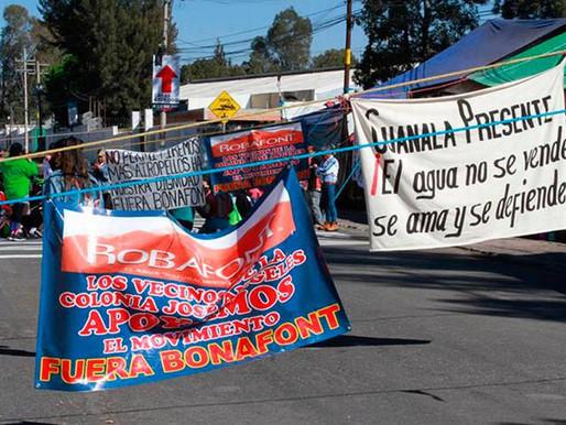 El bloqueo permanente a la carretera México-Puebla provoca percances viales con víctimas fatales