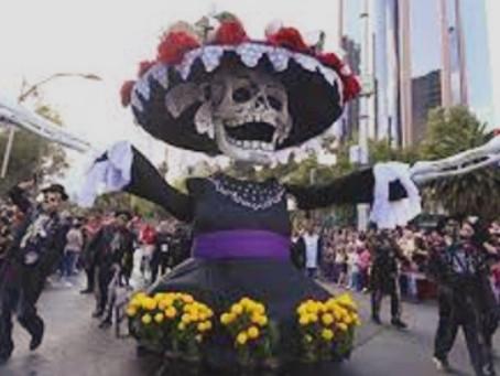 Habrá desfile de Día de Muertos, conoce los detalles
