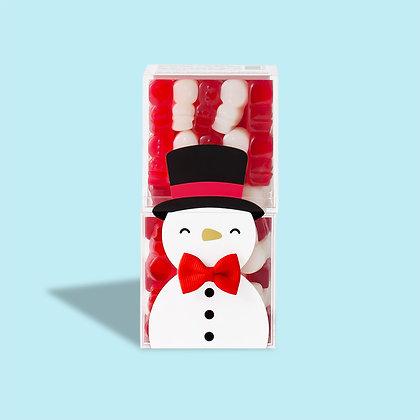 Snowman Gummies Small Cube
