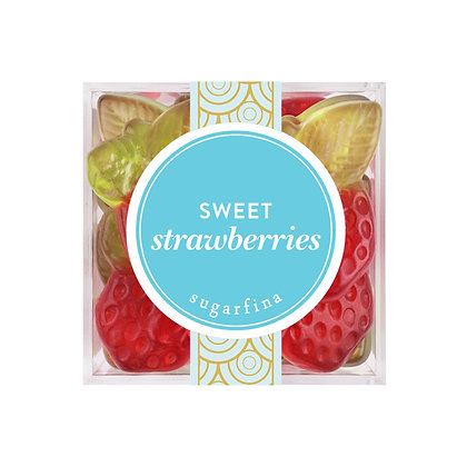 SWEET STRAWBERRIES SMALL CUBE