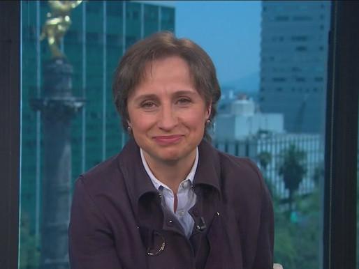 Aristegui miente, The Guardian pide perdón