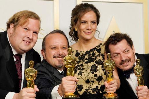 México se deja oír en los premios Oscar