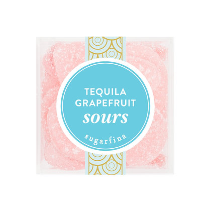 TEQUILA GRAPEFRUIT SOURS SMALL CUBE