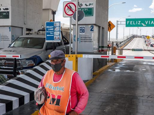 Visita de Mayorkas secretario de seguridad de Estados Unidos busca reabrir frontera