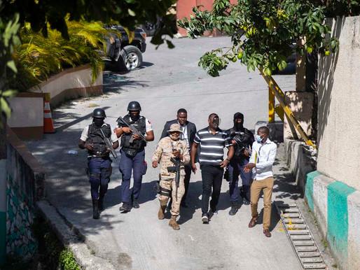En Haiti enfrentan a los asesinos del presidente hay cuatro muertos y dos detenidos