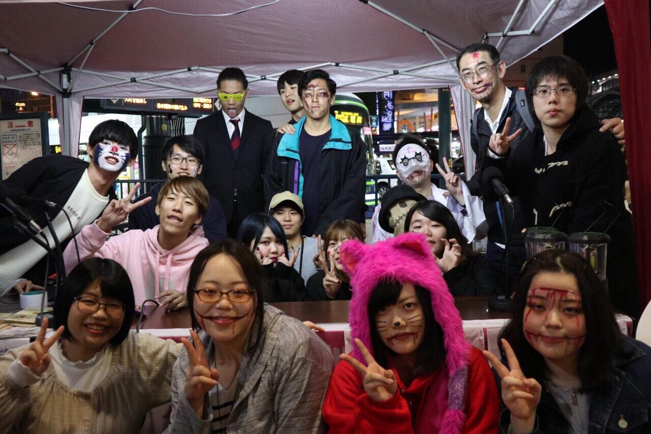公開生放送 in横川ゾンビナイト