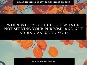 #just thinking #just coaching #drrichie