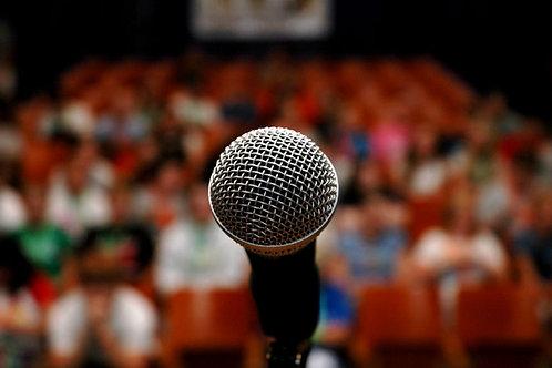 Public Speaking Bootcamp