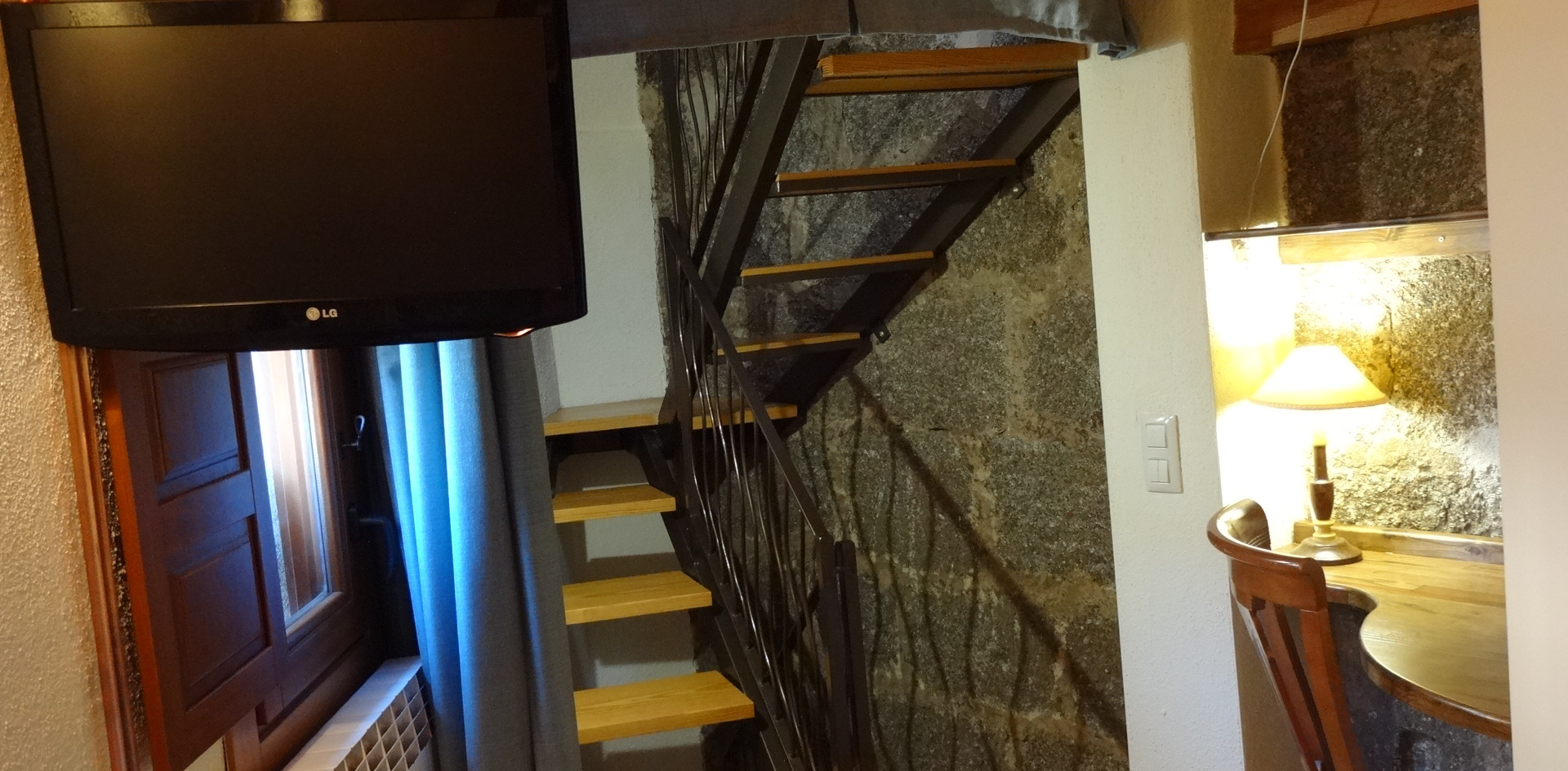 Detalle de Escalera