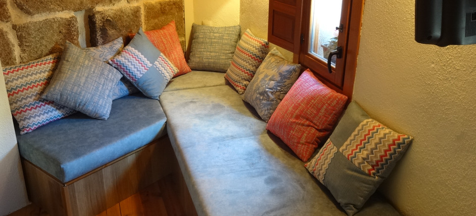 Sofá en Salón