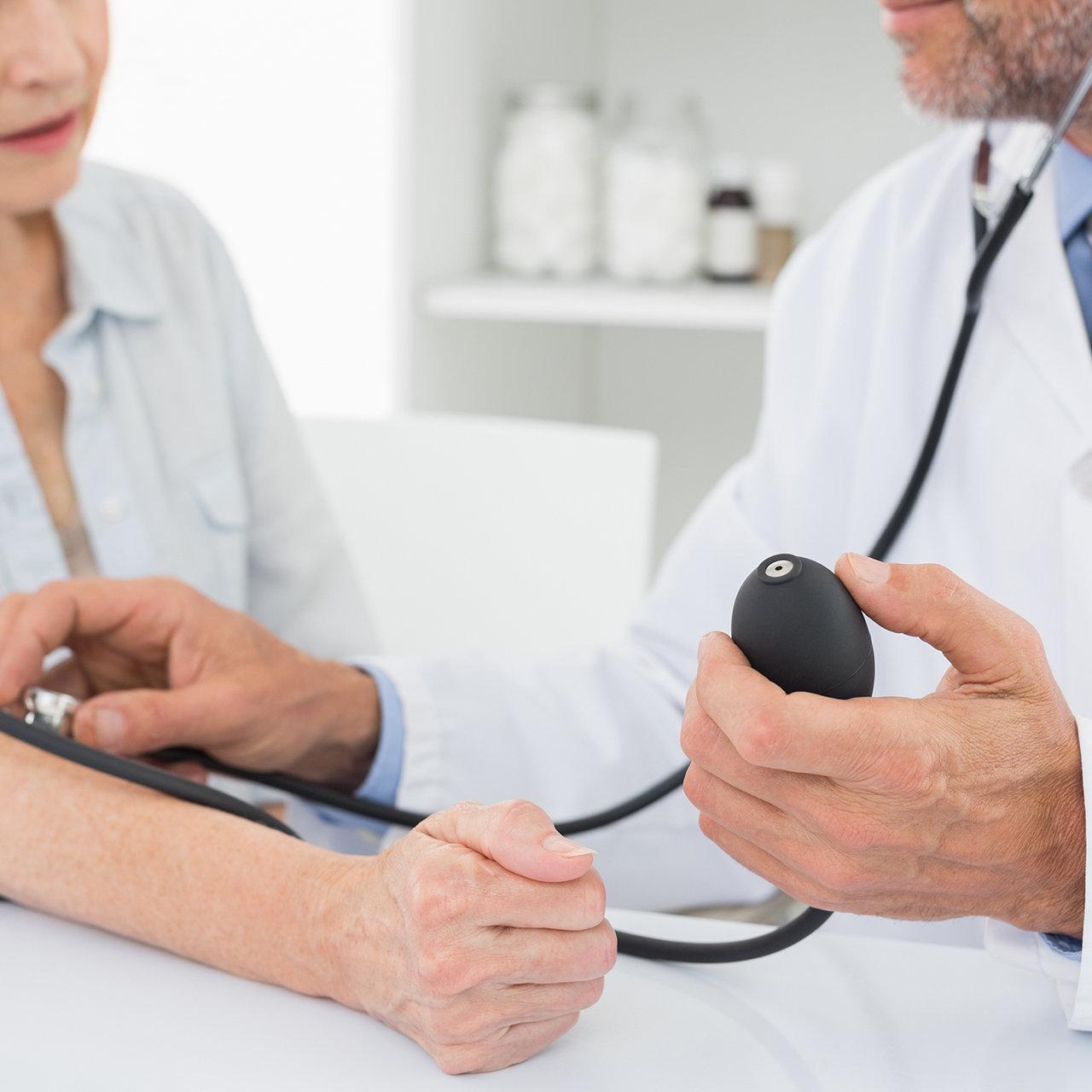 عيادة أمراض ضغط الدم و السكري