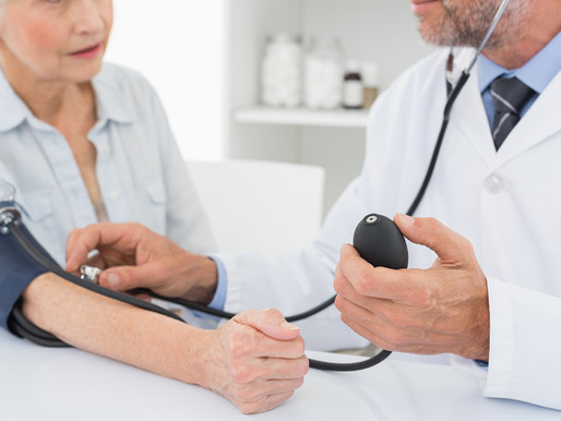 Most people with hypertension (high blood pressure) feel ok