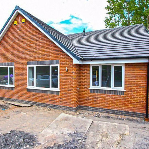 New build Bungalows Bilston