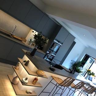 Kitchen Extension Harborne