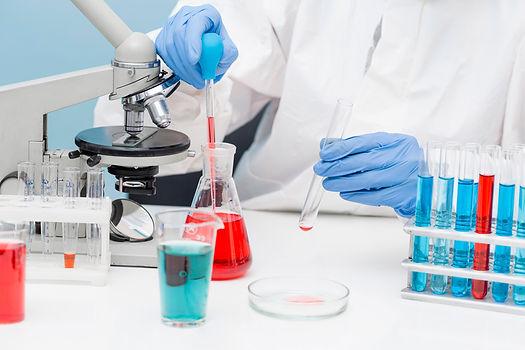 settore industire chimiche