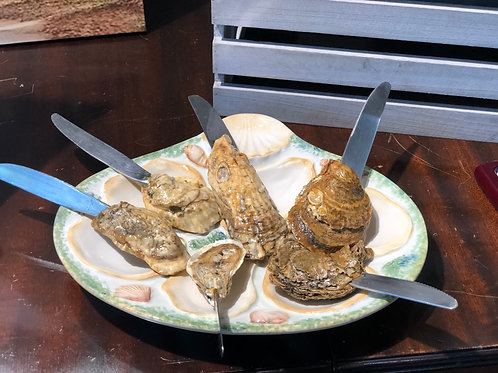 Locally Designed Oyster Knives