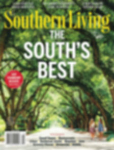 Southern Living Magazine name Aiken SC one of the south's best cities