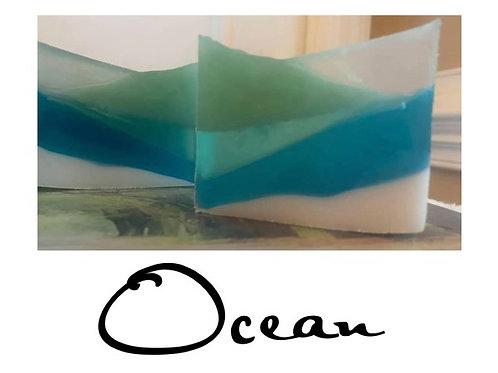 Ocean -Glycerin based soap