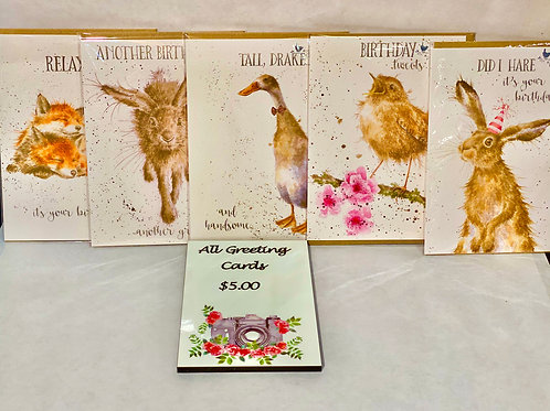 Wrendale Birthday/Occaision Card