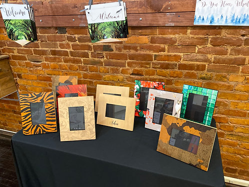Wooden Picture Frame-Custom