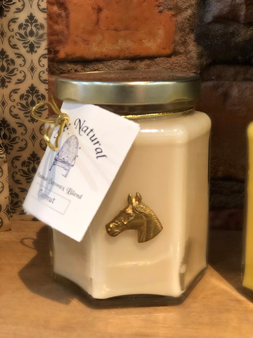 Bee Natural Candles-Custom