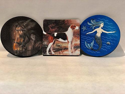 Ceramic Matte Coasters
