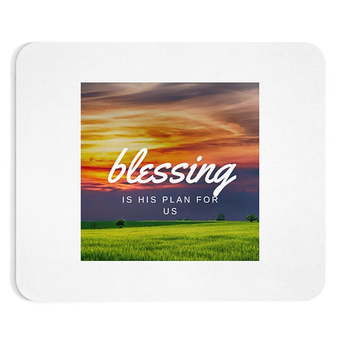 BLESSING....Mousepad