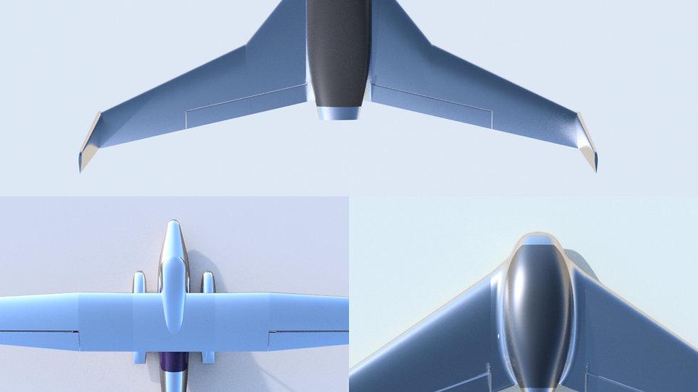 3 Plane Micro RC Bundle