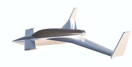 Velocity 3d printable plane