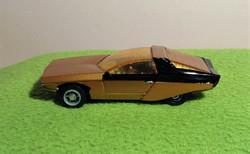 Custom futuristic car