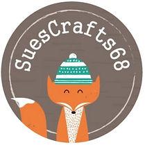 Suescrafts68 etsy shop logo