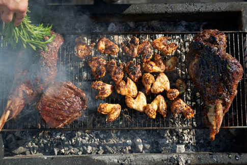 mixed meat bbq