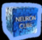 Neuron Cube szkolenia grafika 3d logo