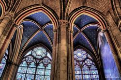 Notre Dame, Interior cealings