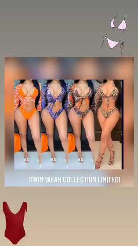Swim Wear!
