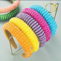 Thick Crystal Headbands