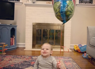 Wesley Is One!  What I Did Not Realize About Parenting Before I Became A Mom...