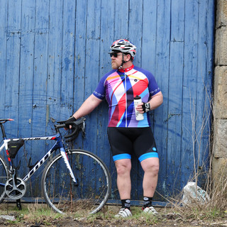 Lycra with confidence