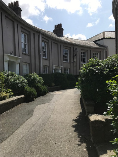 Walsingham Place - Georgian Crescent