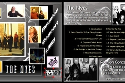 THE NYES- REUNION CONCERT