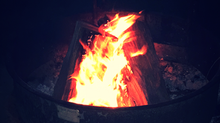 There's Something About A Fire.