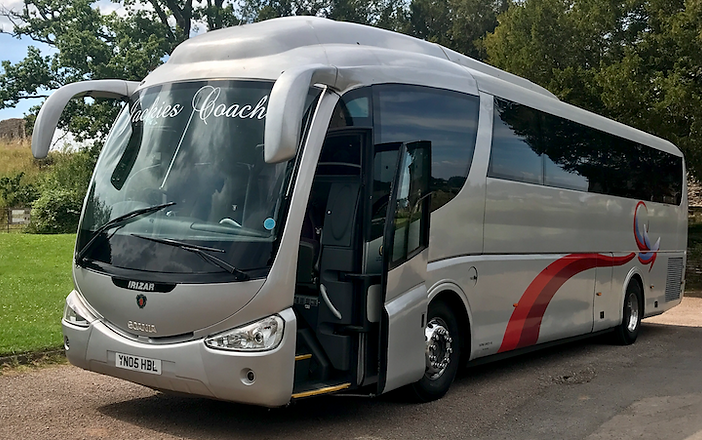 Jackies tour Coach